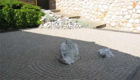Zendo betania for Jardines zen exterior